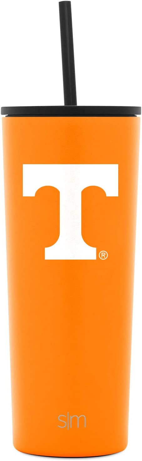 Insulated Stainless Steel Simple Modern Tennessee Volunteers 24 Ounce Classic Tumbler