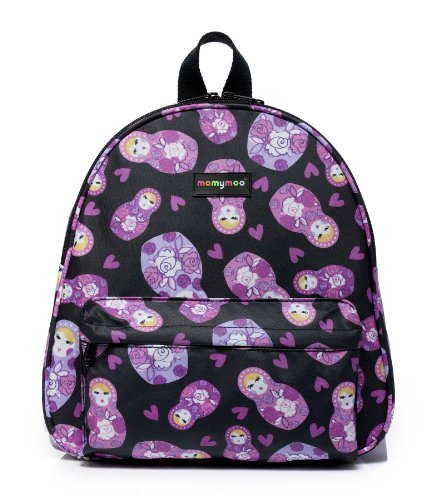 Momymoo Sophie Children's Backpack - Russian Dolls by Mom...