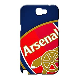samsung note 2 Strong Protect Hot Style Awesome Phone Cases cell phone carrying skins Arsenal Crest