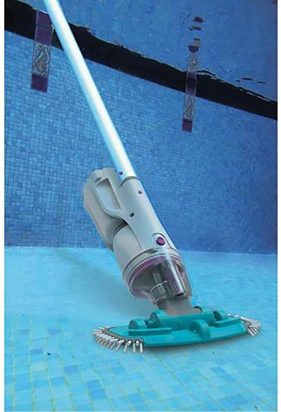 Kokido Telsa 30 Telescopic Rechargeable Electric Pool Vacuum Cleaner | EV30CBX