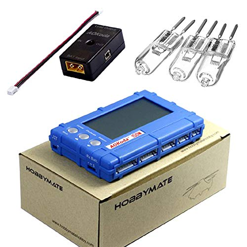 (Targethobby 3IN1 150W Discharger Voltage Tester Balancer For Lipo Battery )