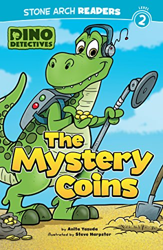 The Mystery Coins (Dino Detectives)