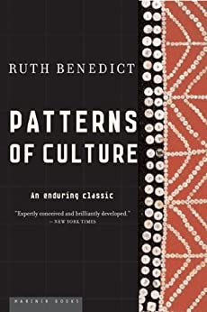 Patterns of Culture by [Benedict, Ruth]