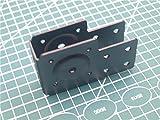 KIMME 1pcs Linear Actuator End Mount for V-Slot CNC Mill 3D Printer Parts