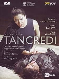 Gioacchino Rossini - Tancredi [Alemania] [DVD]