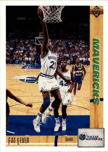 1991-92 Upper Deck #157 Fat Lever
