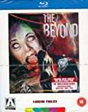 The Beyond ( E tu vivrai nel terrore - L'aldilà ) ( And You Will Live in Terror: The Beyond (Seven Doors of Death) ) (Blu-Ray & DVD Combo) [ Blu-Ray, Reg.A/B/C Import - United Kingdom ] cover.