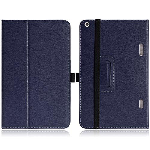 MoKo TOSHIBA Encore 2 WT8-B32CN / B64CN Case - Slim Folding Cover Case for TOSHIBA Encore WT8-B32CN / B64CN 8 Inch Windows 8.1 Tablet, INDIGO