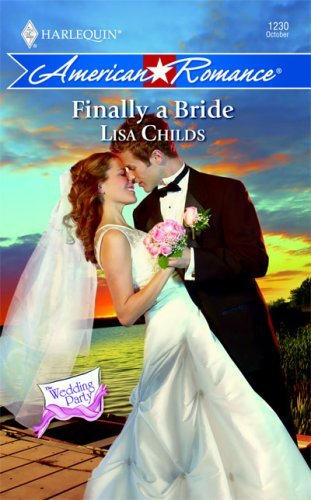 book cover of Finally A Bride