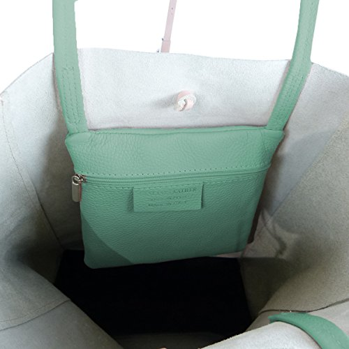 Made in Italy mint FreyFashion Tote Women's Bag Zd0xpyq