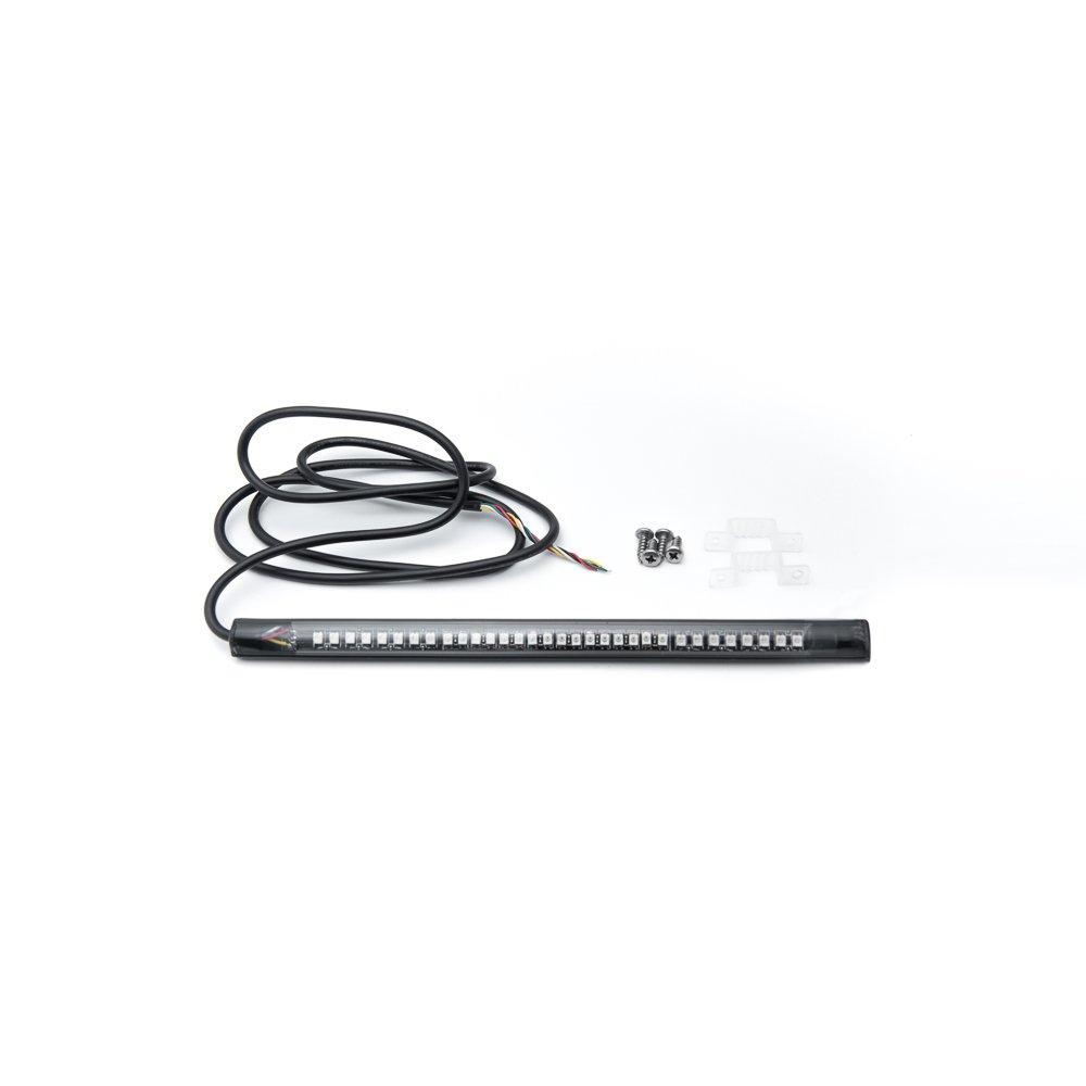 6v Flexible LED Motorcycle Tail light Assembly (for cafe racer builds and 6 volt applications) Blenddoor