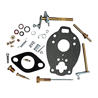 Carburetor Kit For Ford Holland Naa; Jubilee; 600 Series;: Automotive