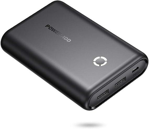 Amazon.com: Cargador portátil compacto POWERADD EnergyCell ...