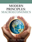 Modern Principles: Macroeconomics, Cowen, Tyler and Tabarrok, Alex, 1429239980