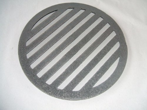 Feuerrost Kohlerost Ascherost Kaminrost, rund Durchmesser 23 cm