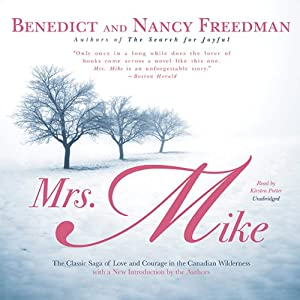 Mrs. Mike Audiobook