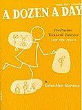 A Dozen a Day Volume 5 - Piano