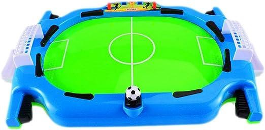 Rekkles Mini Mesa Juguete Mesa de fútbol Que Tira Defensa Juego de ...