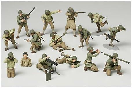 Tamiya 1//48 Military Miniature Series No.14 German Army Armor Grenadier Team