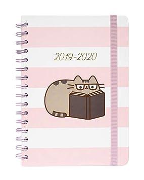 Erik ASVA51914 - Agenda escolar con planificador semanal 2019/2020 Pusheen the Cat