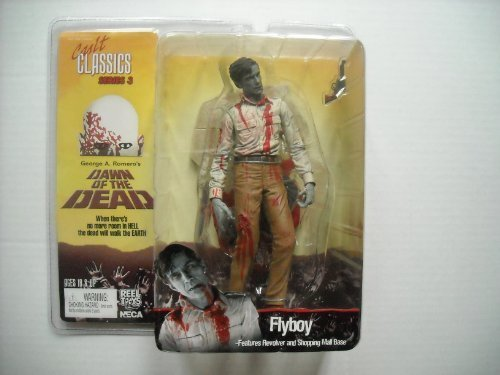Cult Classics Series 3 Flyboy Zombie Action Figures by Cult Classics