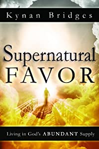 Supernatural Favor by Kynan Bridges ebook deal