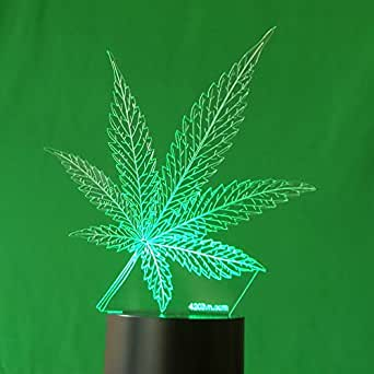 High Life Lite is the perfect Desk Lamp or Night Light for the person with passion. If it's called Pot, Reefer, Weed, Grass or Marijuana this light says it all. Give the gift that they'll be Proud of