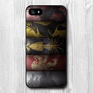 For iphone 6 plus Case, New Design Five Animals Pattern Protective Hard Phone Cover Skin Case For iphone 6 plus +Screen Protector