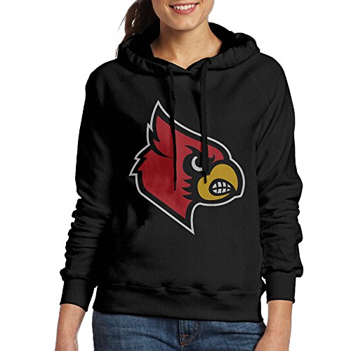 Bekey Women's University Of Louisville Cardinals Hoodie Jacket S - Dress Shops Louisville