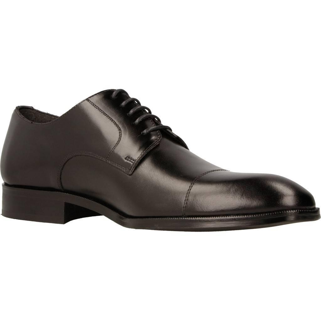 Angel Infantes Lacci Scarpe per Gli Gli Gli Uomini, colore Nero, Marca, Modello Lacci Scarpe per Gli Uomini 01075A Nero 702259