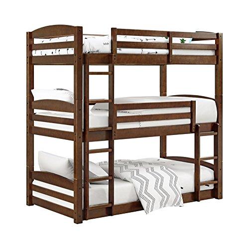 Dorel Living Sierra Triple Bunk Bed - 3 Bed