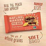 Nature's Bakery Whole Wheat Fig Bars, Peach
