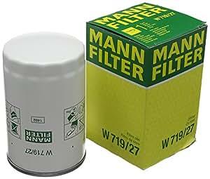 Mann-Filter W 719/27 Filtro de Aceite