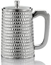 Royal Selangor Hand Finished 8515 Collection Pewter Tankard with Lid