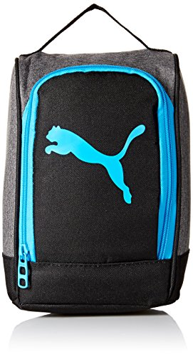 PUMA Little Boy's Puma Stacker Lunch Box Accessory, gray/blue, Youth (Slip Stacker)