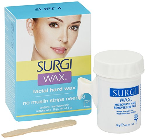 Price comparison product image A.I.I. CLUBMAN Surgi-Care Wax Hair Remover for Face, 1 Ounce