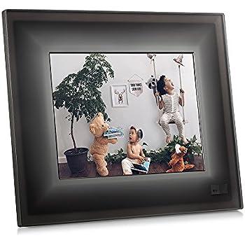 "Amazon.com : Aura Digital Photo Frame - 9.7"" Display with"