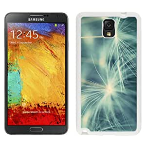 Dandelion 8 (2) Hard Plastic Samsung Galaxy Note 3 Protective Phone Case