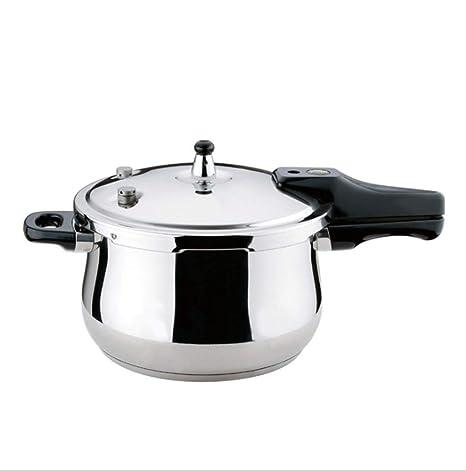 Olla a presión, 304 cocina de acero inoxidable olla rápida ...