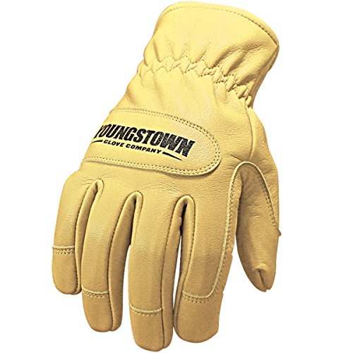 Youngstown Glove 12-3265-60-L Ground Glove Performance Work Gloves, Large, Tan by Youngstown Glove Company