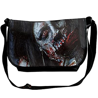 2774957d37 Lovebbag Scary Dead Woman With Bloody Axe Evil Fantasy Gothic Mystery  Halloween Crossbody Messenger Bag durable