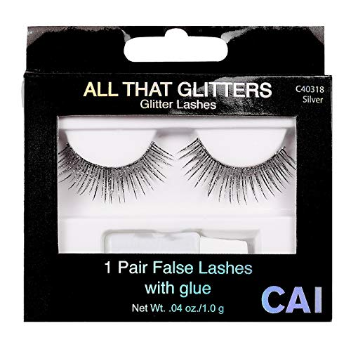 CAI All That Glitters Eyelash Enhancer (SILVER)]()