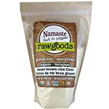 Namaste Foods Organic Sweet Brown Rice Flour, 24 Ounce (Pack of 6)