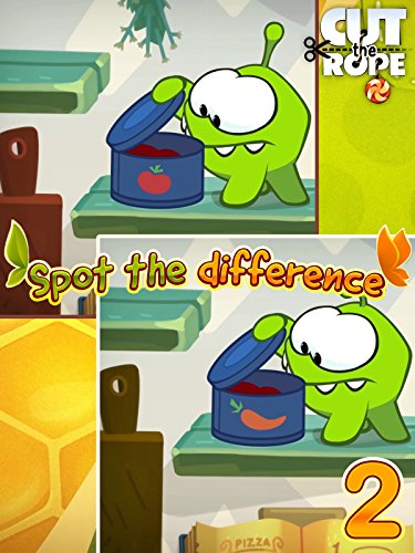 Cut the Rope - Spot the Difference -