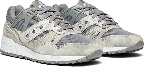 Grid Saucony SD Scarpa White Grey OTTwqr