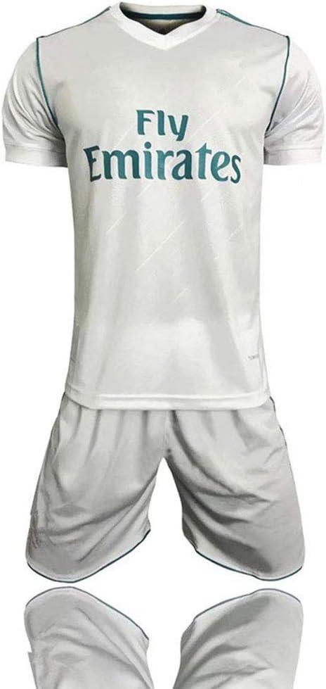 HBSC Camiseta Copa Mundial 17-18 Temporada Real Madrid ...