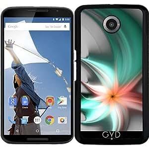 Funda para Motorola Nexus 6 - Toque Gentil by Svetlana Fractal Art