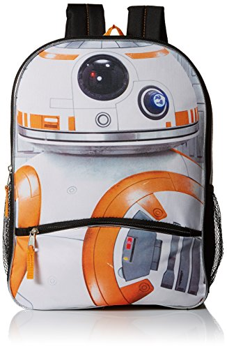 Star Wars Boys Bb8 Backpack