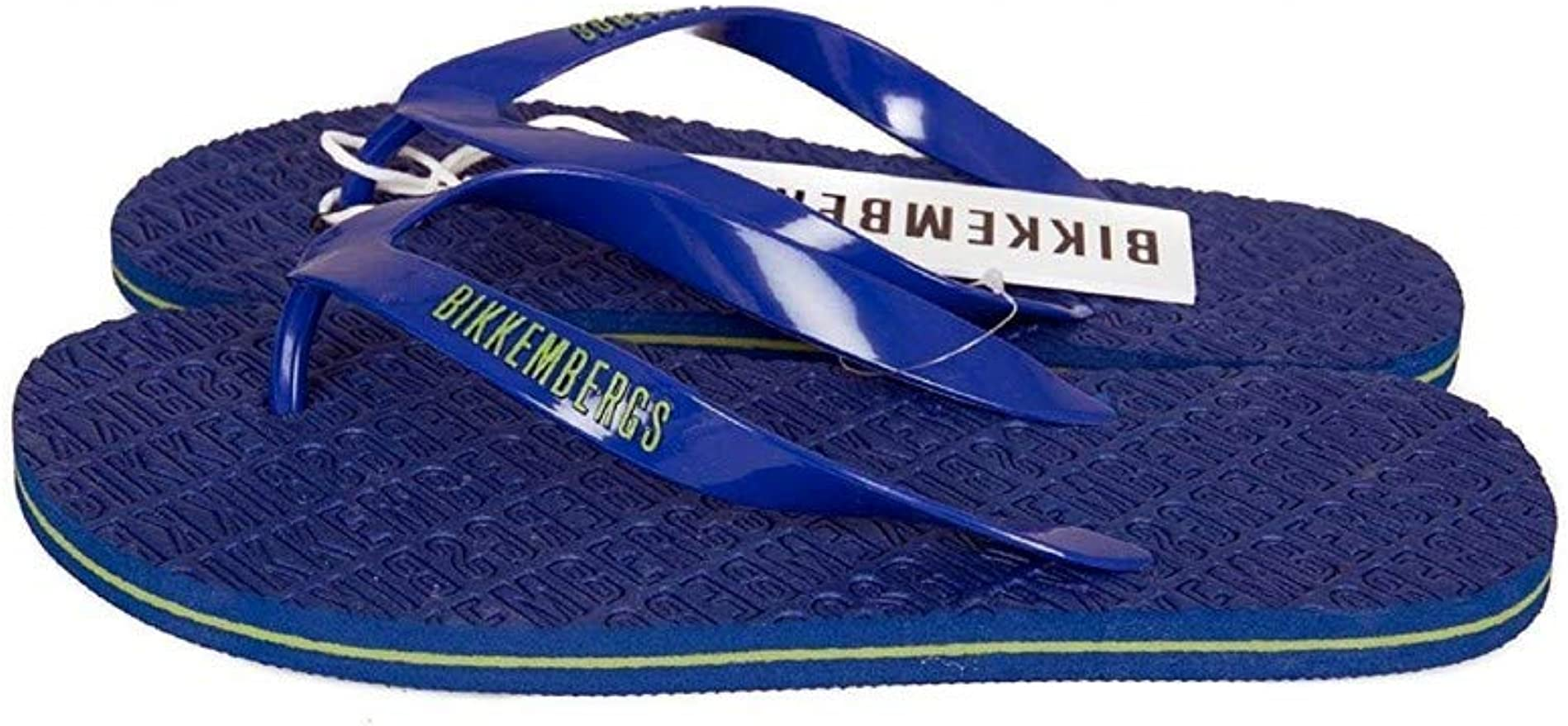 Tongs pour hommes ou BIKKEMBERGS piscine Article B6A8024