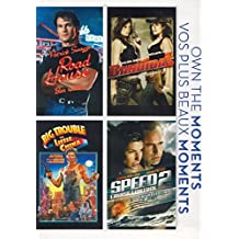 Road House / Bandidas / Big Trouble in Little China / Speed 2: Cruise Control